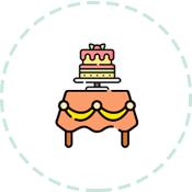 Tavola ed Accessori Torte